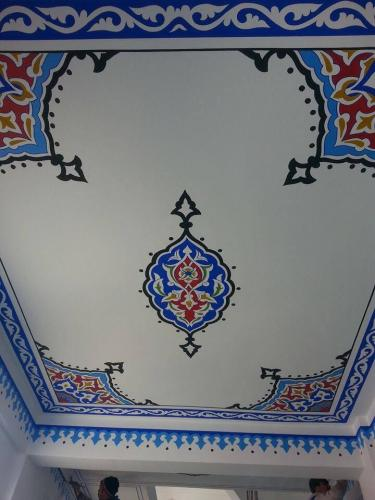 Cami Nakışı - Nakkaş- Cami süsleme (11)