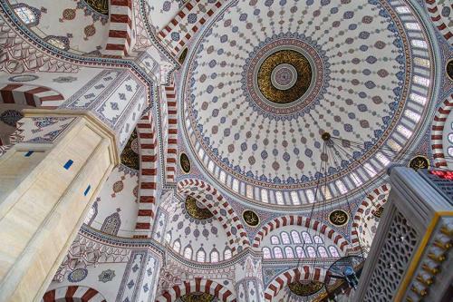 Cami Nakışı - Nakkaş- Cami süsleme (3)