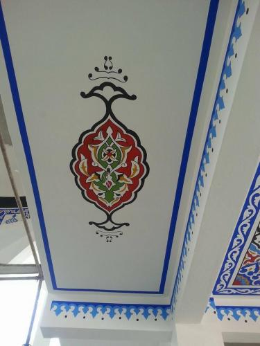 Cami Nakışı - Nakkaş- Cami süsleme (9)